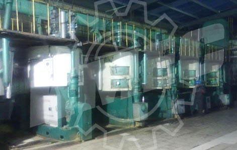 procesamiento de aceite de semilla de ricino